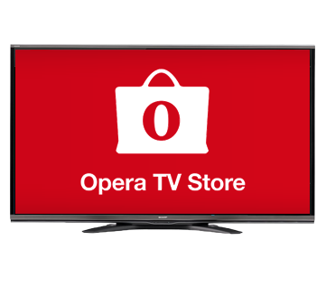 YuppTV on Opera TV Store